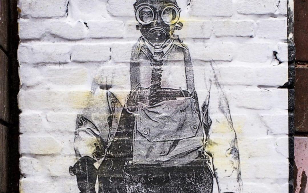 London Street Art Walk: Lockdown Edition
