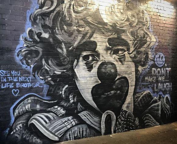 Street Art City Walks: Birmingham