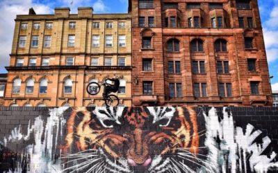 Street Art City Walks: Glasgow