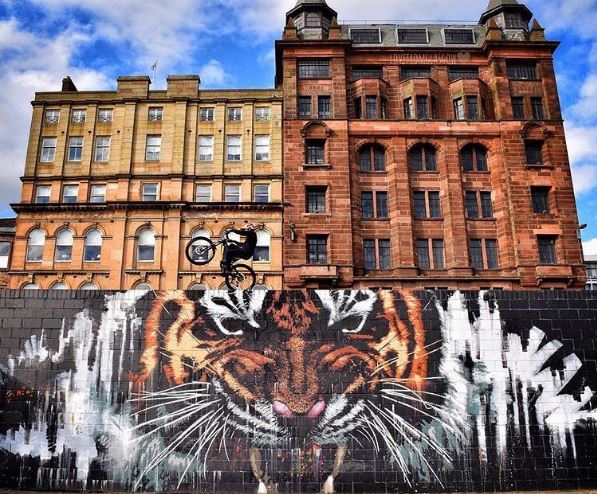 Street Art City Walks: Glasgow