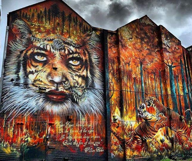 Street Art City Walks: Manchester