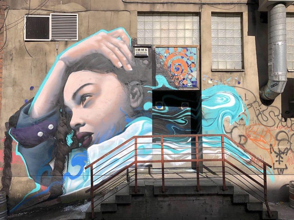 Mark Worst street art