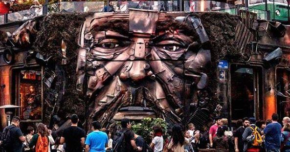 Street Art City Walks: Buenos Aires