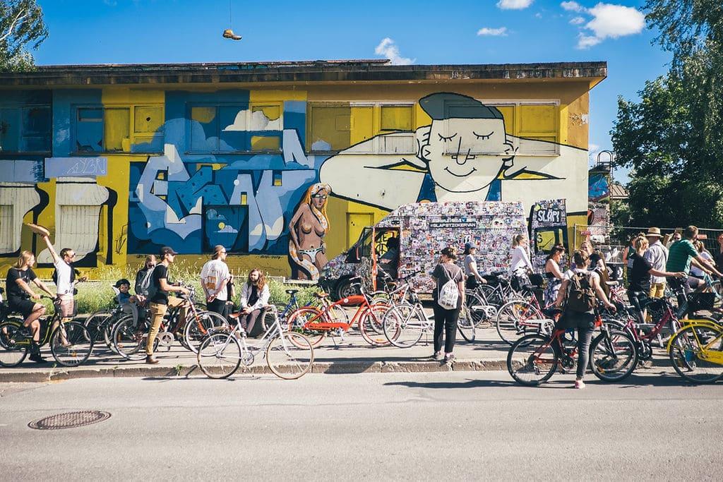 Stencibility Festival, Tartu, Estonia
