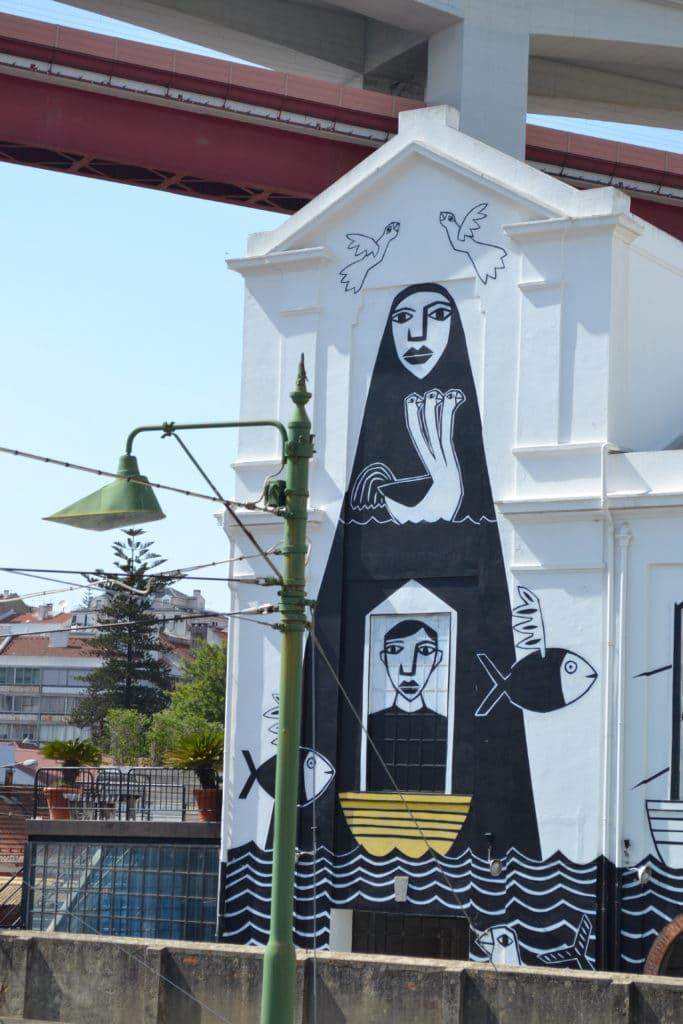 Derlon Almeida street art
