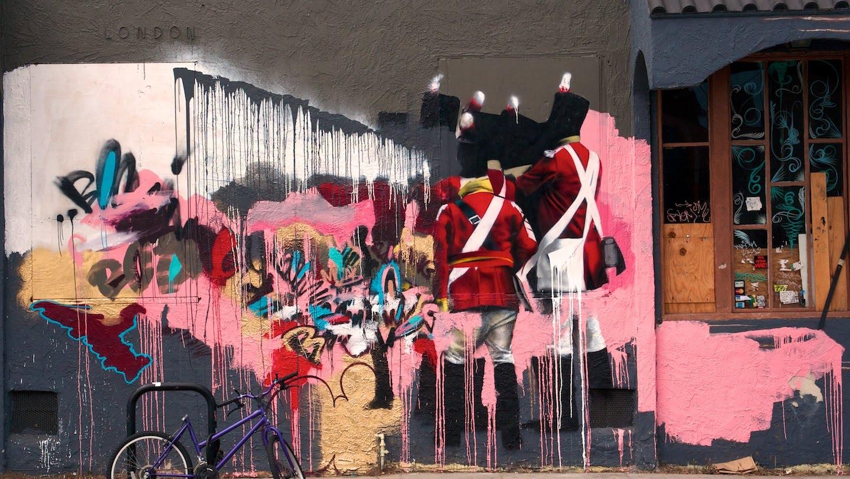 Connor Harrington Venice Mural