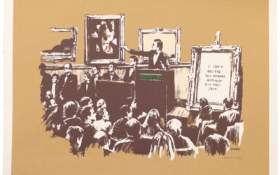 How to Sell a Banksy: Best in Class